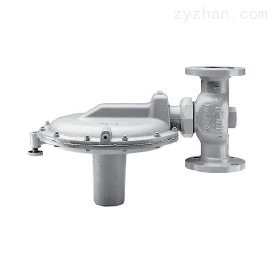 Fisher Y696 型蒸气回收调压器