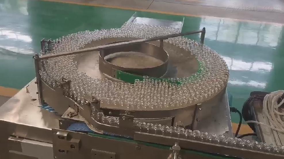 山东蓬悦-西林瓶液体灌装机