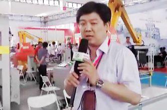 沈阳药机会展 大连佳林总经理高端访谈