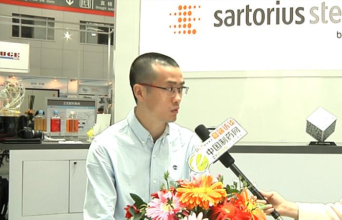 专访赛多利斯斯泰帝(上海)贸易有限公司谭宁