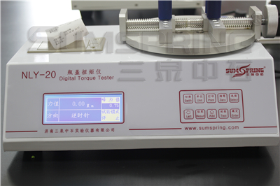 上海  北京数显瓶盖扭力测定仪